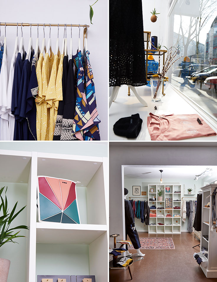 Fair in the City Guide: Wir zeigen euch Faire und vegane Mode, Naturkosmetik und Green Lifestyle Shops. Fair Fashion Stores in Hamburg: Captain Svenson