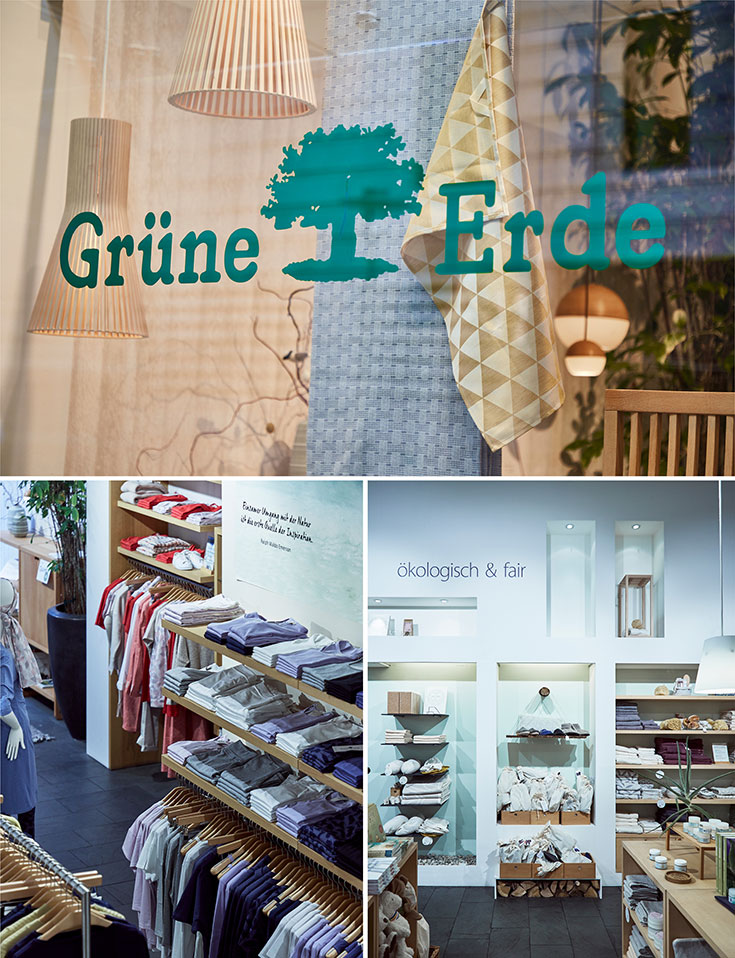 Fair in the City Guide: Wir zeigen euch Faire und vegane Mode, Naturkosmetik und Green Lifestyle Shops. Fair Fashion Stores in Hamburg: Grüne Erde