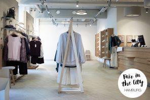 Fair in the City Guide: Wir zeigen euch Faire und vegane Mode, Naturkosmetik und Green Lifestyle Shops. Fair Fashion Stores in Hamburg: hessnatur