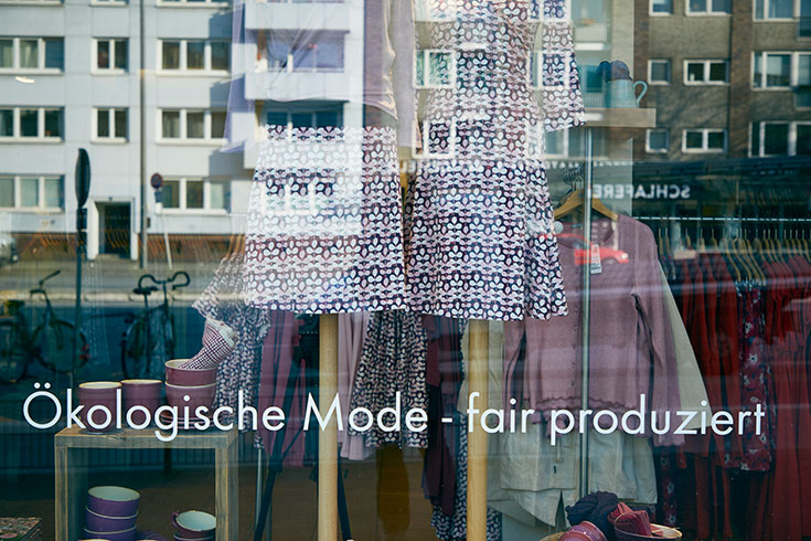 Fair in the City Guide: Wir zeigen euch Faire und vegane Mode, Naturkosmetik und Green Lifestyle Shops. Fair Fashion Stores in Hamburg: Maas Natur