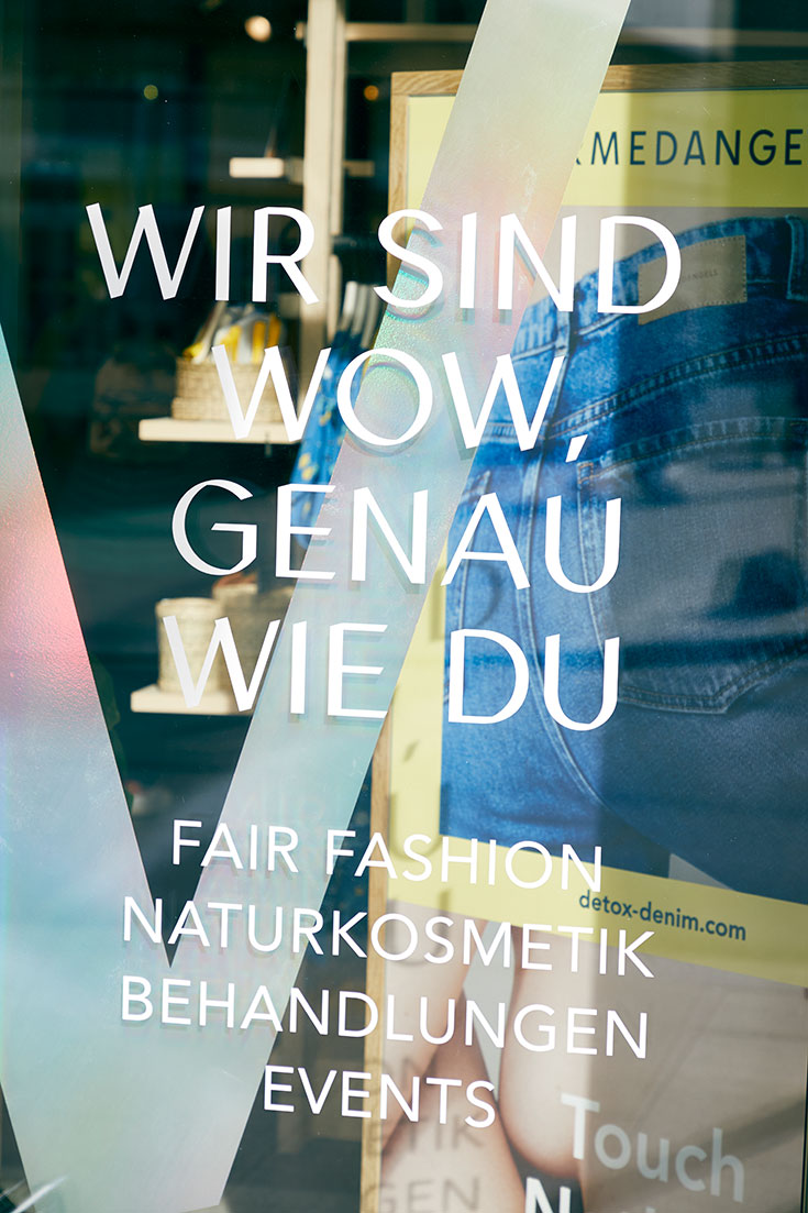 Fair in the City Guide: Wir zeigen euch Faire und vegane Mode, Naturkosmetik und Green Lifestyle Shops. Fair Fashion Stores in Hamburg: Werte Freunde