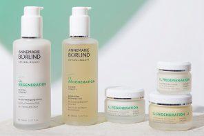 Annemarie Börlind Natural Beauty – Wir feiern 60 Jahre Naturkosmetik. Verlosung Systempflege LL Regeration
