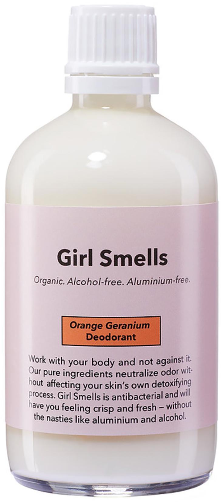 Girl Smells – Natürliches Deodorant ohne Aluminium und Alkohol: Refiill für Deodorant Roll-Ons und Deosprays