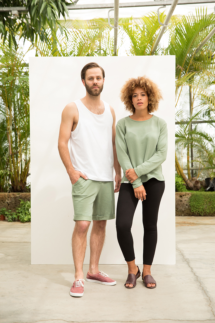 Fair Fashion Basics – Unser Eco Basics Label Guide: EYD