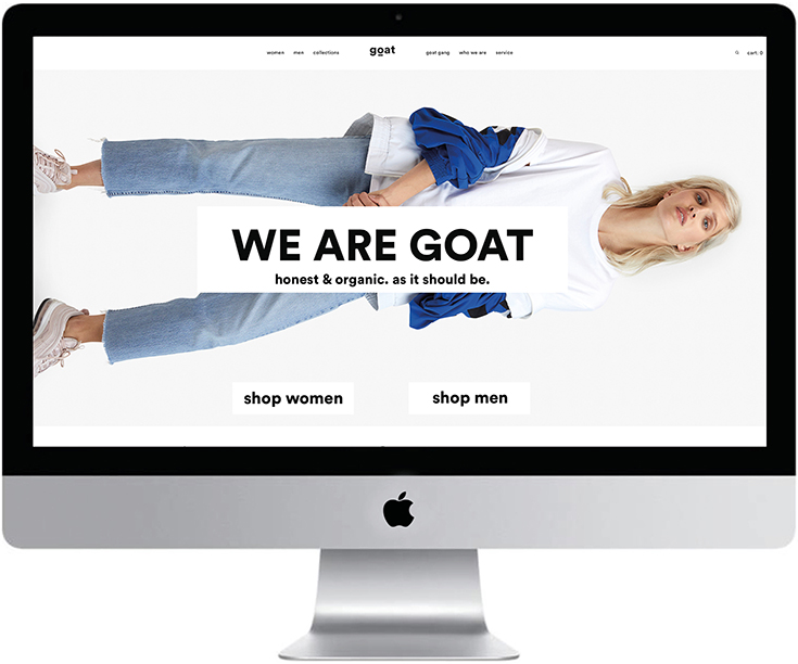Fair Fashion Basics – Unser Eco Basics Label Guide: Goat