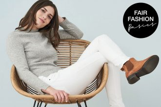 Fair Fashion-Basics – Unser Eco Basics Label Guide: Living Crafts