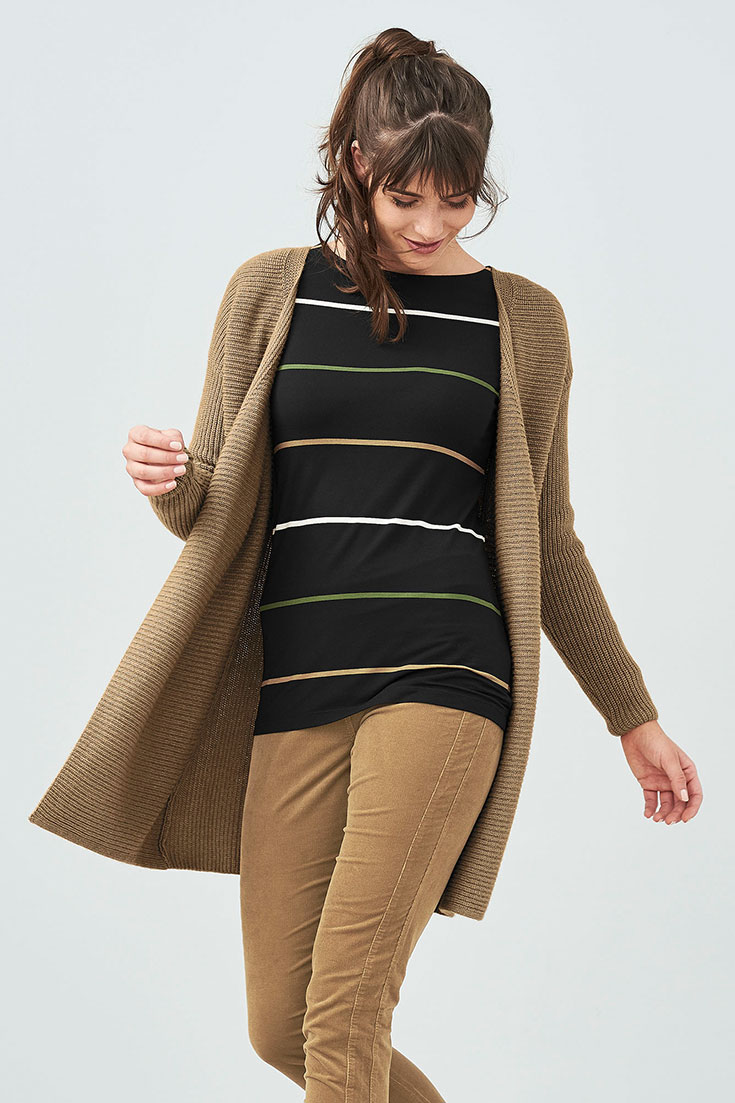Fair Fashion-Basics – Unser Eco Basics Label Guide: Living Crafts
