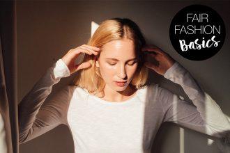 Fair Fashion Basics – Unser Eco Basics Label Guide: Recolution