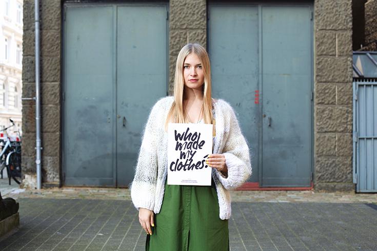 Fashion Revolution Week 2019 #whomademyclothes: Charlotte Weise trägt Fair Fashion von Vanilla Sand