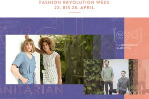 Eyd Fair Fashion – Vom Modelabel zur Mode Revolution. Eine Aktion zur Fashion Revolution Week 2019