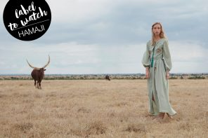 Hamaji The Nomad – Verträumte Bohemian Fair Fashion aus Kenia. Upcycling Mode, made in Africa: Boho Look mit kaftans, Maxi-Klied und bestickten Jumpsuits