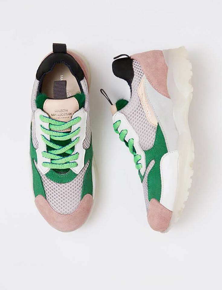 Maison Mangostan – Eco Sneaker für große und kleine Fair Fashionistas: Goji