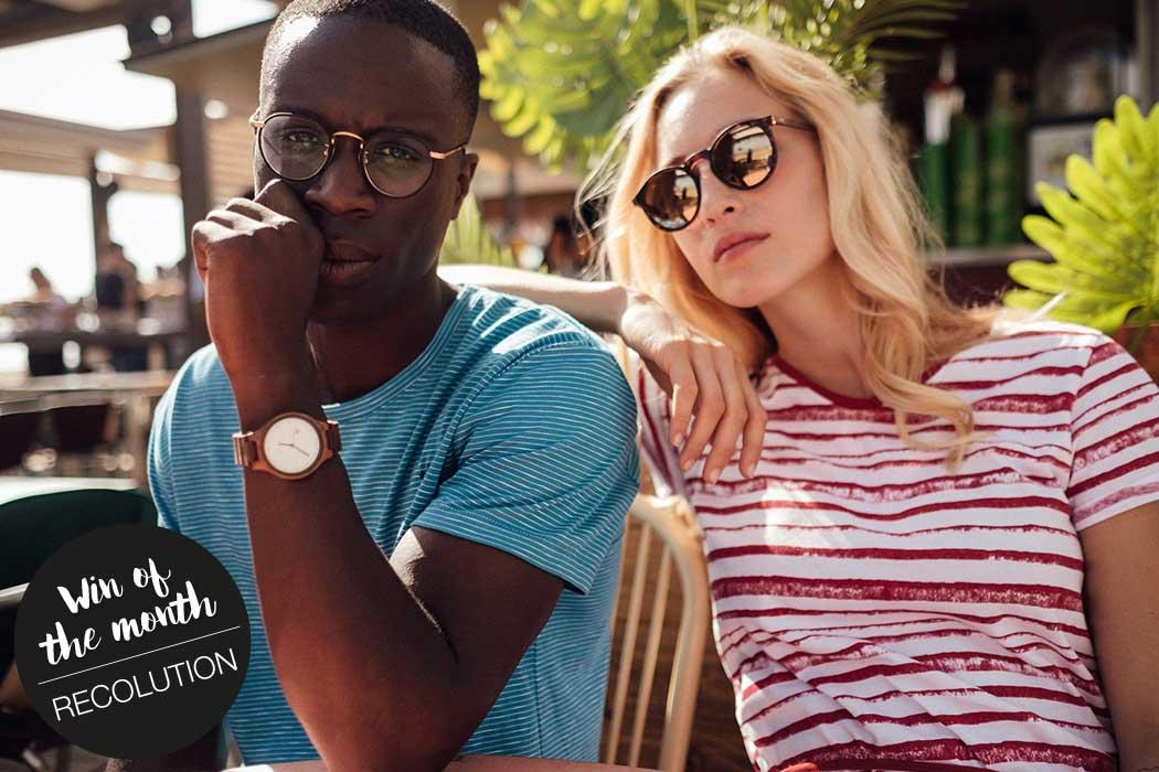 Peppermynta Brandfinder: recolution. Das Fair-Fashion Label produziert coole, vegane Streetwear aus nachhaltigen Materialien. Das Label ist GOTS und Fairtrade zertifiziert: Sweatshirts & Hoodies, Zipper, Longsleeves, Shorts & Hosen, Unterwäsche