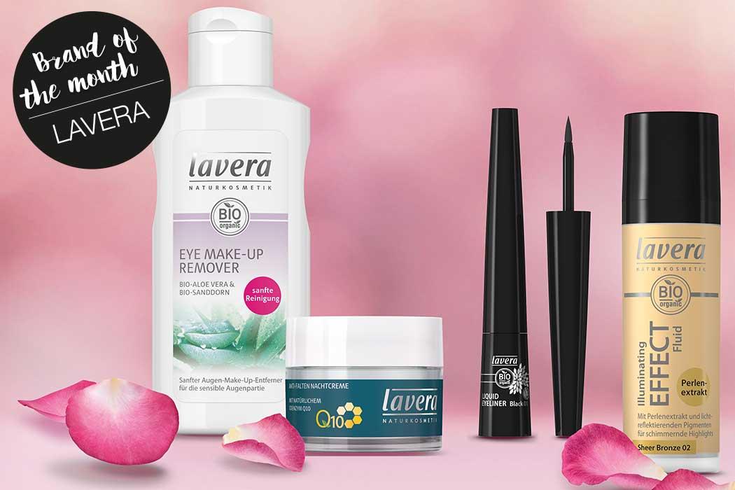 Peppermynta Brandfinder: lavera Naturkosmetik. Natural Beauty-Fans finden hier nicht nur natürliche Gesichts- und Körperpflege, sondern auch dekorative Naturkosmetik/Make-Up