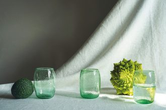 Con Corazón – Schmuck, Schalen, Handtücher und Glas Unikate aus Kriegsländern