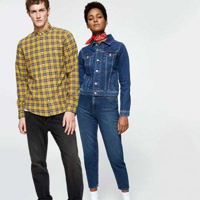 Peppermynta Brandfinder: Armedangels. Fair Mode aus nachhaltigen Materialien und fairer Herstellung des Fair Fashion Labels: Detox Denim, Eco Jeans