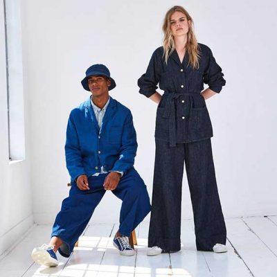 Peppermynta Brandfinder: Kings of Indigo. Das Fair Fashion Label bietet nachhaltige Denims und Eco Jeans an. Es führt faire Mode Kollektionen, die weit über die klassische Jeans hinausreichen.