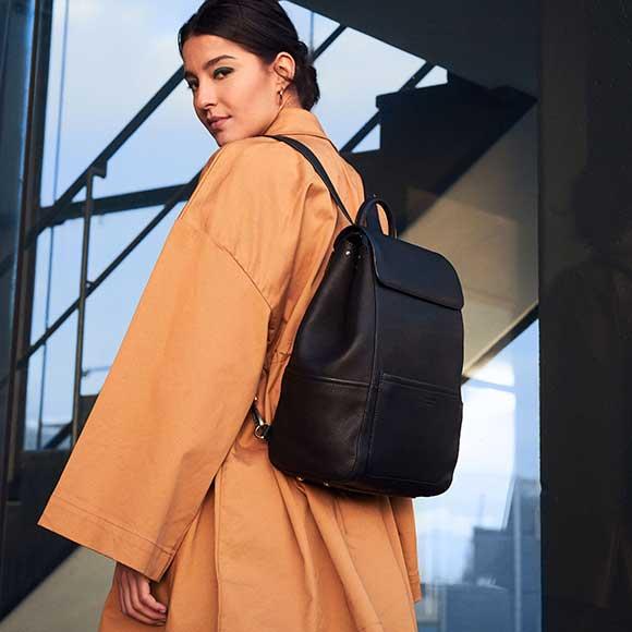 Peppermynta Brandfinder: O MY BAG. Das Label produziert Eco Taschen aus nachhaltigem Leder, fair hergestellt in Indien. Chromfrei und vegetabil gegerbt.