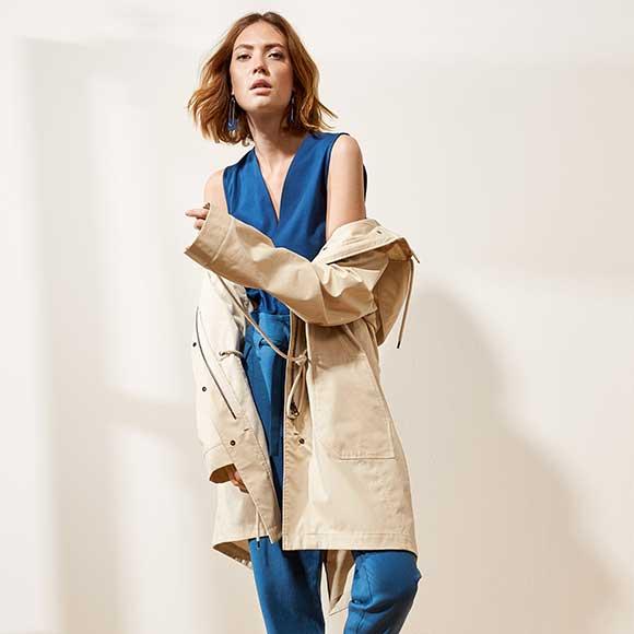 Peppermynta Brandfinder: LANIUS. Eco Fashion kombiniert modernes Design mit Nachhaltigkeit und natürlichen Materialien