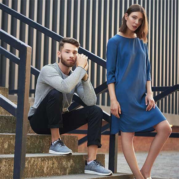 Peppermynta Brandfinder: stoffbruch. Fair Fashion Label aus Berlin: fair trade, eco, nachhaltig. Slow Fashion und faire Mode