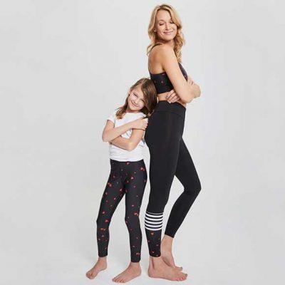 Peppermynta Brandfinder: Hey Honey. Faire Yogamode und Activewear für Frauen und Kinder, Ethisch und nachhaltig produziert in Europa