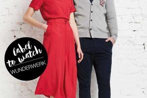 Das Fair Fashion Label wunderwerk setzt nicht nur auf einen lässig urbanen Style, sondern fertigt öko-faire Mode für Männer und Frauen. Nachhaltig, ökologisch und fair.