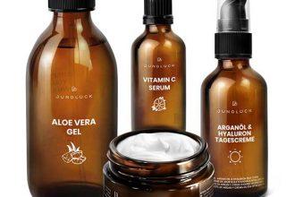 Peppermynta Brandfinder: Junglück. Wirksame Bio Hautpflege ohne künstliche Chemikalien, frei von Zusätzen.