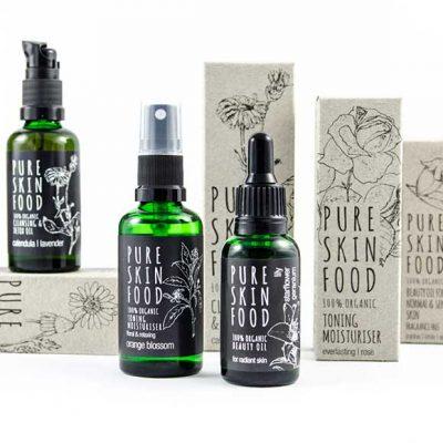Peppermynta Brandfinder: Pure Skin Food. 100% Bio-Skincare. Rein pflanzlich. Umweltfreundliche Glasverpackungen. Plastikfrei zugestellt. Vegan & Tierversuchsfrei. Ganz ohne Konservierungsstoffe oder andere synthetische Zusätze