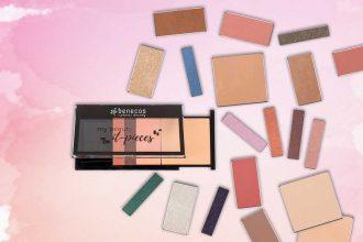 benecos Mix & Match – Das neue Naturkosmetik Make-Up Refill System: It-pieces
