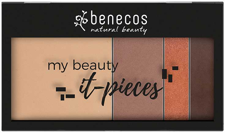 benecos Mix & Match – Das neue Naturkosmetik Make-Up Refill System: It-pieces