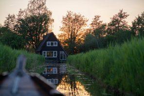 Naturhäuschen – Slow Travel in einem Ferienhaus im Grünen
