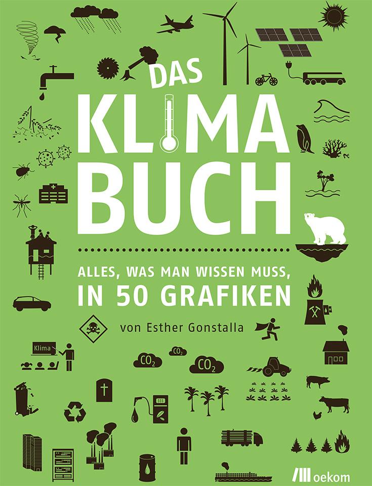 Das Klimabuch klärt auf – Globaler Klimanotstand und was zu tun ist