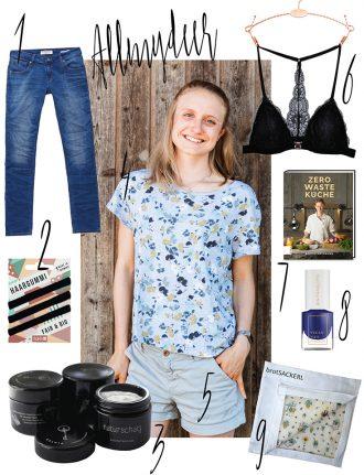 Allmydeer – Die liebsten Eco Lifestyle Produkte von VerenaHirsch