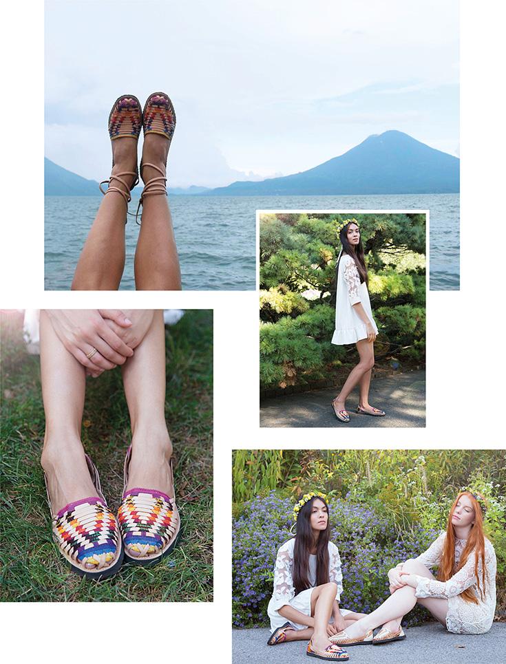 IX Style – Wie nachhaltige Sandalen ein Wasserprojekt unterstützen: Francesca Kennedy