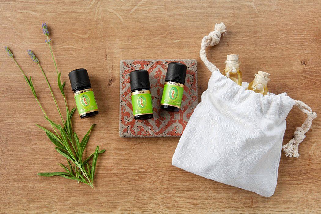 Primavera & ätherische Öle – Schnelle Hilfe mit DIY Aromatherapie