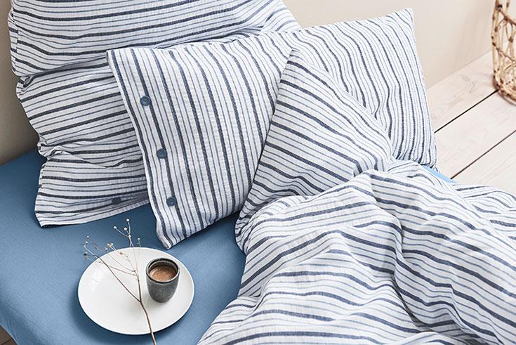 Nachhaltige Bettwäsche – Unsere liebste Bio Bettwäsche mit Bio Baumwolle: Living Crafts