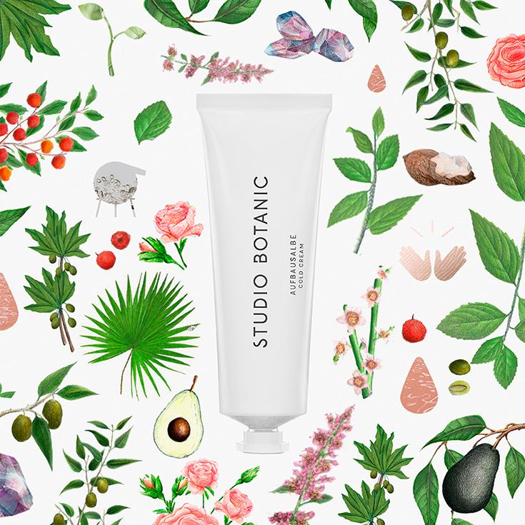 Studio Botanic – Vegane Naturkosmetik, wie für uns gemacht! Vegane Handcreme, vegane Cold Cream, vegane Aufbausalbe, vegane Gesichtscreme, vegane Handseife