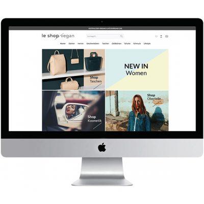 Peppermynta Brandfinder: Im Onlineshop Le Shop Vegan findest du vegane Mode für Frauen und Männer
