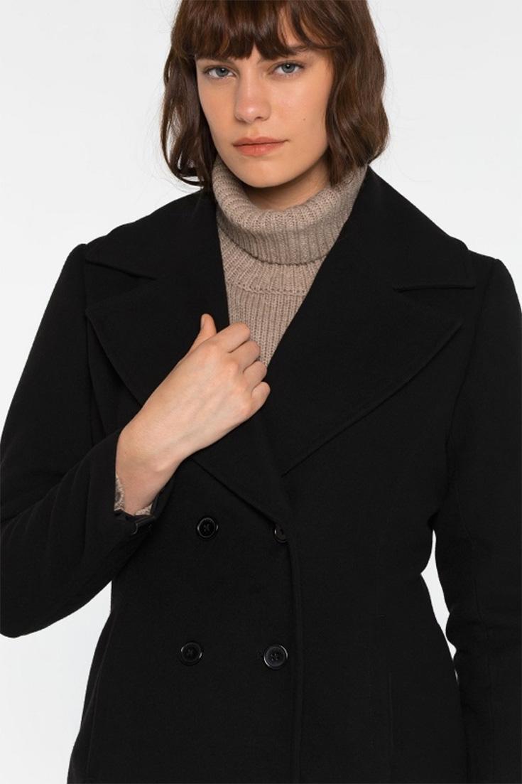 Fair Fashion Mantel – Die schönsten Mäntel für den Winter 2019: veganer Wollmantel von Matt & Nat