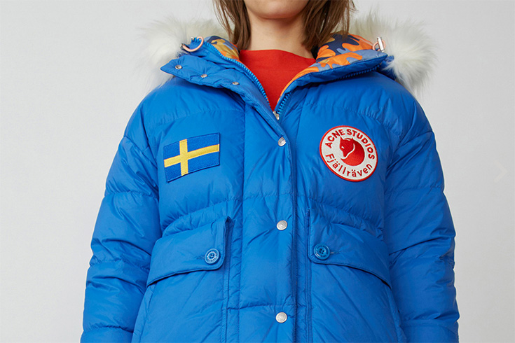 Fair Fashion Winter Mantel – Die schönsten Winter Mäntel und Jacken 2019: Acne X Fjällräven