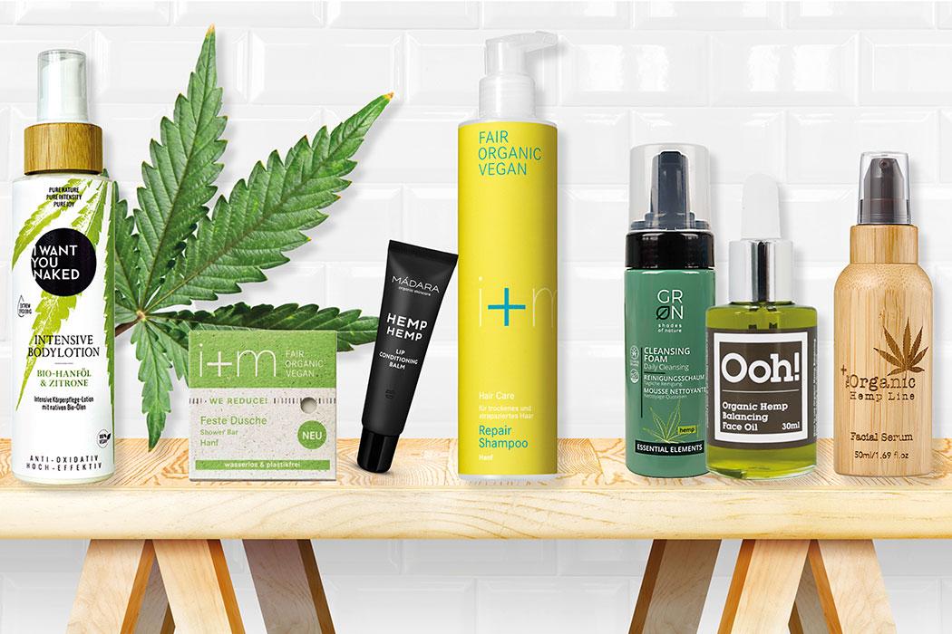 Hanf Kosmetik – CBD Naturkosmetik mit Suchtfaktor! Cannabis ist der neue Beauty Trend aus den USA