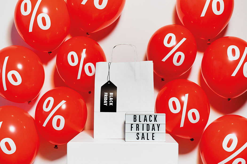 Black Friday – warum Konsum kein Grund zu feiern ist: Valentinstag, Halloween, Cyber Monday, Black Friday, Singles Day, Baby Shower, Bridal Shower