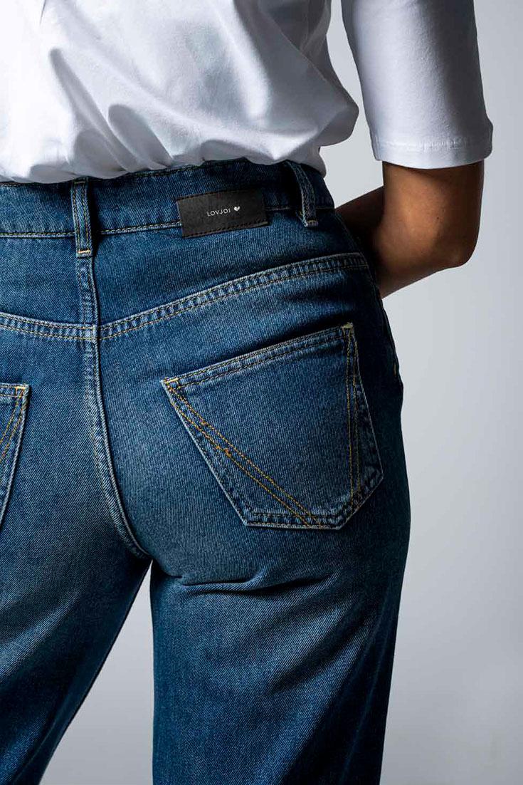 Fair Fashion Jeans – Unsere liebsten Bio Denim Marken: fair, öko und nachhaltig produziert. Von Lovjoi