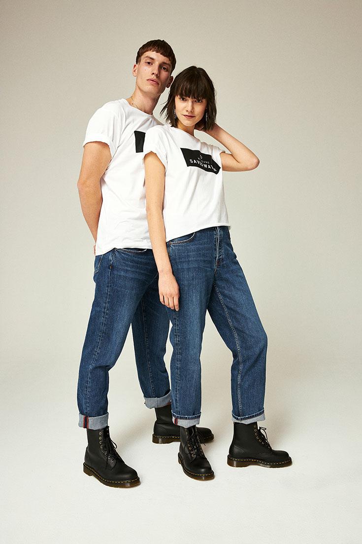 Fair Fashion Jeans – Unsere liebsten Bio Denim Marken: fair, öko und nachhaltig produziert, Bio Denim, Öko Jeans, Non Toxic Jeans von ThokkThokk