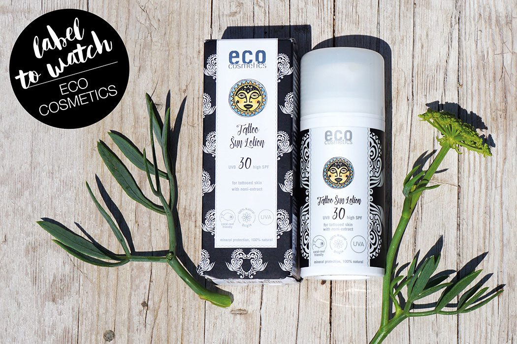 Peppermynta Peppermint Eco Cosmetics Naturkosmetik Sonnencreme natürlicher Sonnenschutz Sonnenlotion Sun Lotion Tattoo Pflege