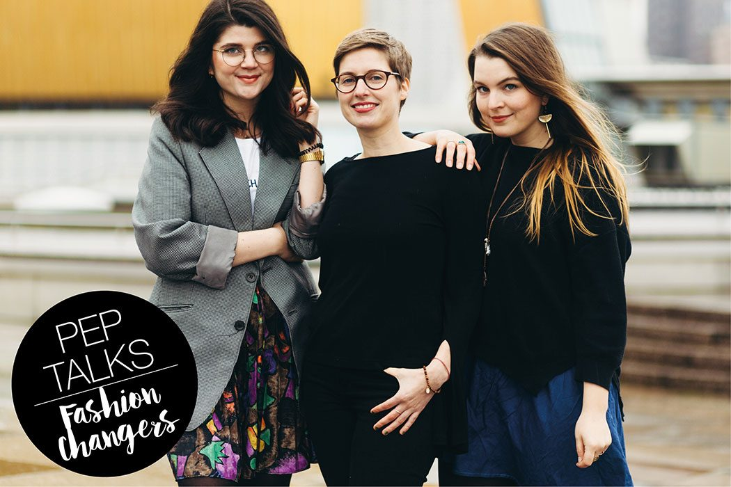 Fair Fashion: Fashion Changers x prePeek – Fair Fashion-Expertinnen im Interview – Vreni – Nina – Jana