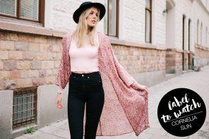 grüne Mode, Slow Fashion - Cornelia Sun: Upcyling Kimonos und Kaftans