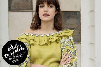 Fair Fashion, faire Mode, ökologische Mode - Fashion Week - unsere Fair Fashion Lieblings-Looks - Marie Nasemann - Sleeping Gypsy