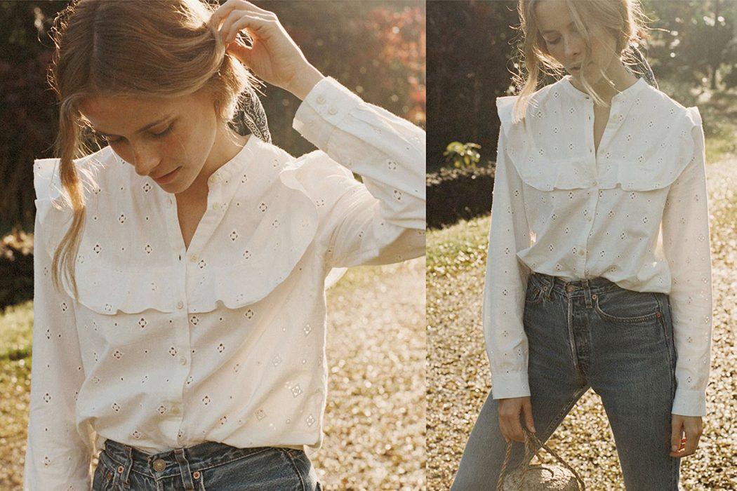 Faire Mode, Fair Fashion, Slow Fashion: Dôen – Boho-Looks und Frauenpower– Blouse