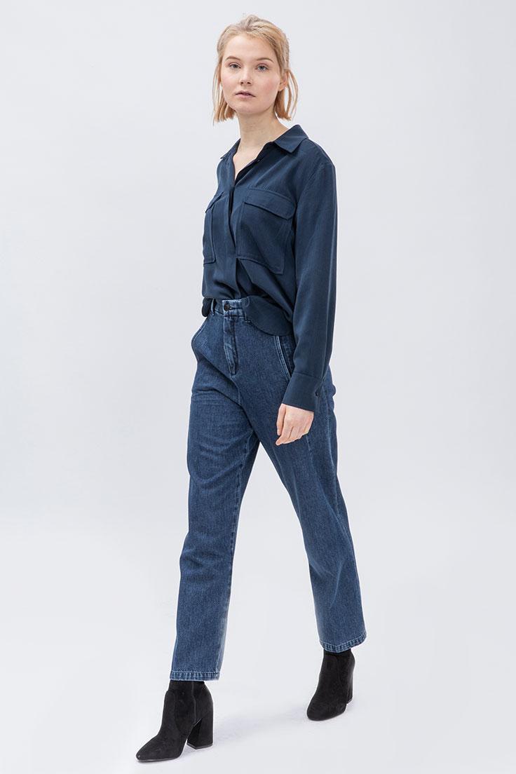 Lovjoi Jeans – Die neue Fair Fashion Denim Kollektion: Modell Graevi, nachhaltige Jeans, Fair Fashion Jeans